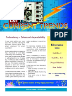 25. Redundancy Enhanced dependability (Oct - Dec 03)