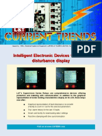 27. Intelligent Electronic Devices with fault Disturbance display (Apr - Jun 03)
