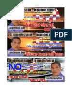 PROGRAMA DE GOBIERNO PARA EL ESTADO NUEVA ESPARTA Y  PARA VENEZUELA