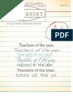Alabaster Newsletter Feb 2011