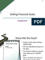 Setting financial goals_Assignment