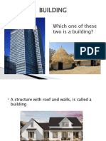 building and its Types