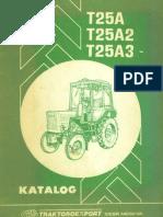 Uputstvo T25A
