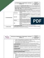 SLI-HSEQ-PT-01 Protocolo COVID 19 Heladeria