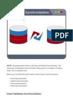 What is Database Synchronization.