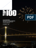 2018 Revista 100 Maiores Empresas de Mocambique