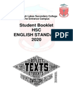 2020 Standard HSC Course Booklet