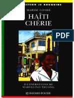 Maryse Condé, Marcelino Truong - Haïti chérie.pdf