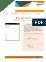 AppInventor journal-secret