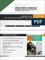 Materi Presentasi Webinar ARC