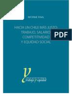 Comision Trabajo y Equidad. Informe Final.