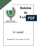 Portaria n 322-EME de 17 de agosto de 2017