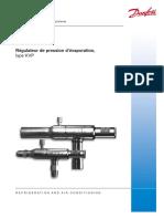 [5] régulateur de pression doc tech
