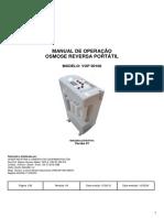 Sistema de Osmose Vexer MODELO VOP 00100