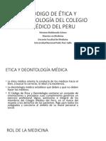 CÓDIGO DE ÉTICA Y DEONTOLOGÍA DEL COLEGIO MÉDICO.pdf