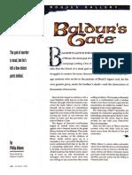 Baldur's Gate Bhaalspawn