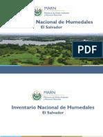 Inventario de humedales 2017