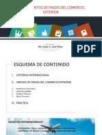 Instrumentos de pago del Comercio Exterior