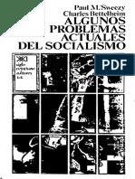 AA. VV. - Algunos problemas actuales del socialismo.pdf