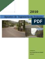 apuntes-2010 INGENIERIA DE TRANSITO