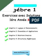 Algébre 1- Exercices avec Solutions(1)-393880168.pdf