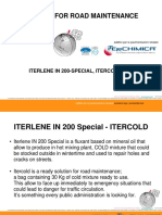 Iterlene IN200 - Itercold - ENG