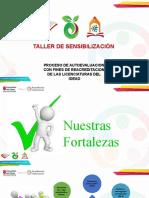Presentacion Sensibilizacion Reacreditación DLLO INTEGRAL II