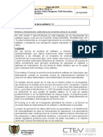 protocolo colaborativo Seguridad de software unidad 3