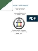 Business Plan -  interior designing.pdf