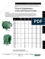 Speedaire Positive Displacement Industrial Blowers and Vacuum Pumps