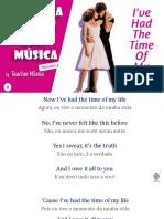S4E07 - I've had the time of my life - student's pdf