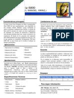 Ficha Tecnica -MM-6900