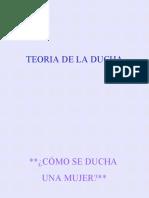 TEORIADELADUCHA