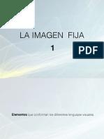 LA IMAGEN FIJA 1 Elementos visuales