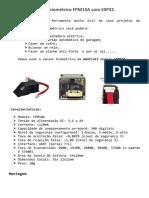 Tutorial sensor biométrico FPM10A com ESP32.pdf