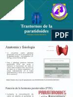 13.Trastornos de La Paratiroides