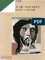 BLANK J - Jesus de Nazaret Historia y mensaje