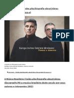 Guinga - OBRAS _DISCOGRAPHY