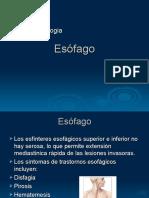 CA  DE ESOFAGO Y ESTOMAGO