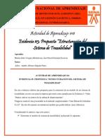 """Evidencia #3 - Propuesta """"Estructuración del Sistema de Trazabilidad"""" - Grupo. Dúo Logístico.pdf"""
