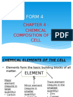 310176233-BIOLOGY-FORM-4-Chapter-4-Chemical-Composition-of-the-Cell