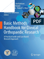 Basic Methods Handbook for Clinical Orthopaedic Research_ A Practical Guide and Case Based R