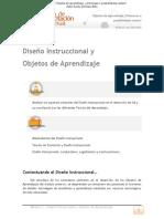 MODULO 2 Diseño Instruccional y Objetos de Aprendizaje