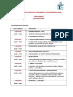 calendario preparazione concorsi 2020 prima parte