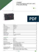 MasterPact MTZ_LV848087