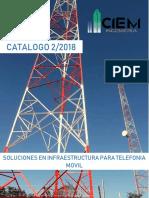 Catalogo-2-2018 ciem MASTILES Y MONOPOLOS