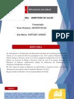 MINISTERIO DE SALUD DEL PERU.pptx