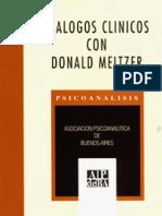12- Diálogos clínicos con Donald Meltzer [Psicoanálisis-APdeBA].pdf