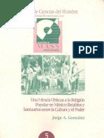 Una mirada oblicua a la religión mexicana