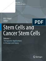 Stem Cells and Cancer Stem Cells, Volume 1_ Stem Cells and Cancer Stem Cells, Therapeutic Applications in Disease and Injury_ Volume 1 ( PDFDrive.com )